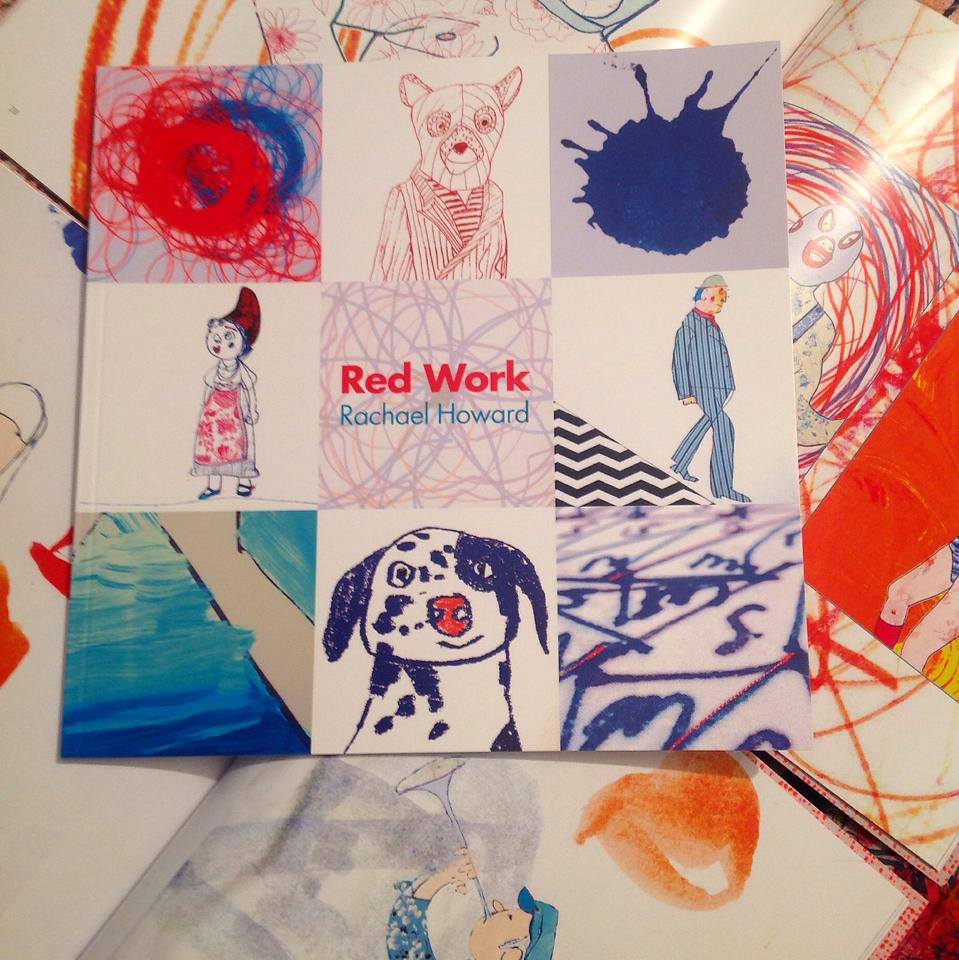 Red Work Catalogue